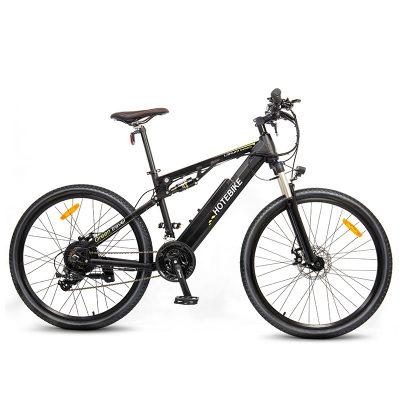 Best electric mountain bike full suspension 48v500w bafang motor A6AH27.5-S Pro
