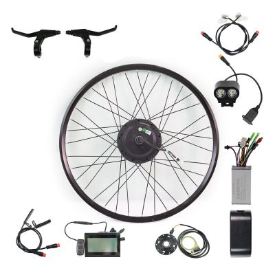 48v electric bike conversion kit with 27.5 inch wheel