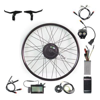 36V 350w electric bike kit 26 inch alloy wheel