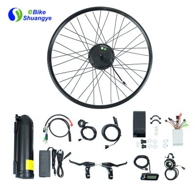 electric bike conversion kit with battery 36V 10AH 250w motor