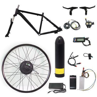 What Is An E-Bike Conversion Kit