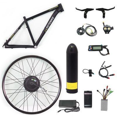 36v 250w 350w electric bike frame kit aluminum alloy frame