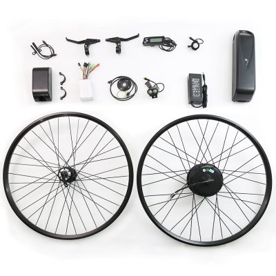 diy 36v 250w electric bike conversion kit with battery